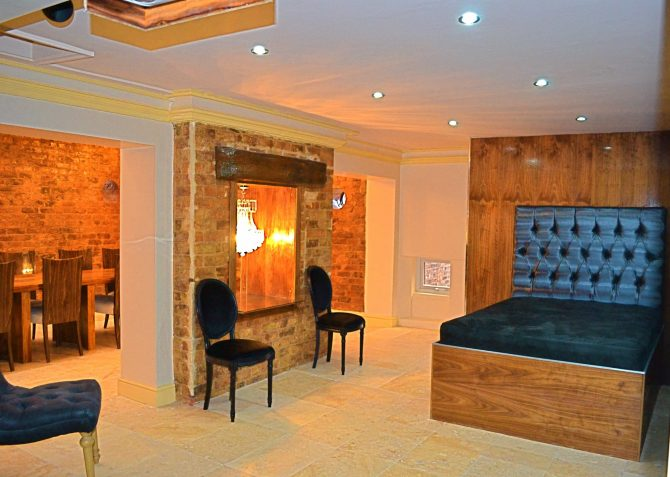 New York Penthouse apartment - Liverpool accommodation