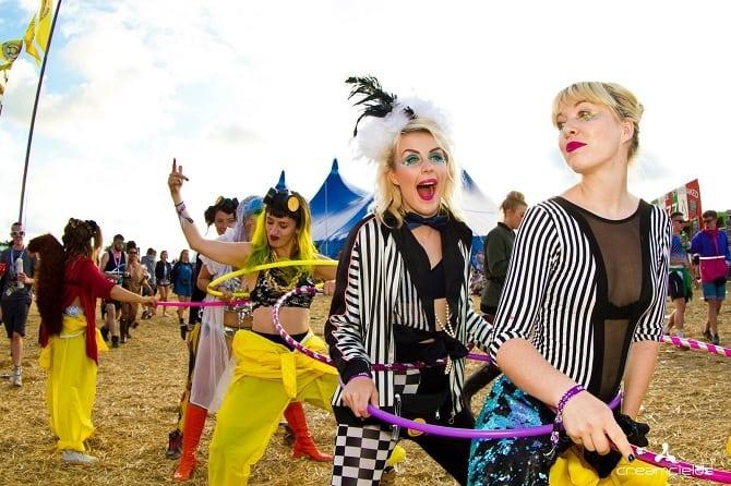 Creamfields 2017 - fashion