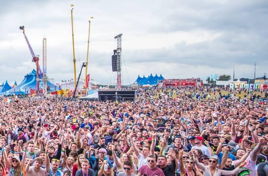 Creamfields 2017 - Fairground