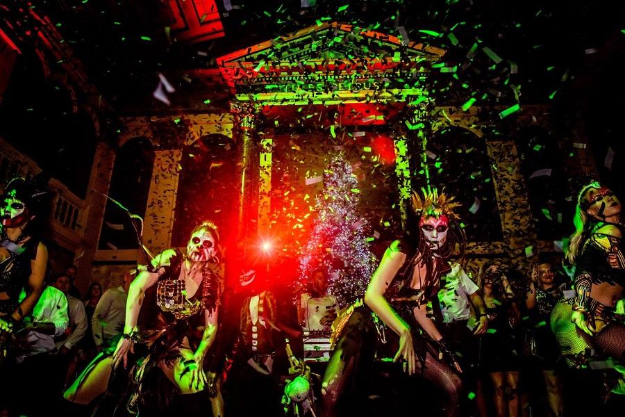 Voodoo at Alma de Cuba in Liverpool