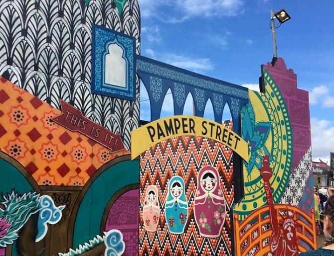 Creamfields 2017 - Pamper Street