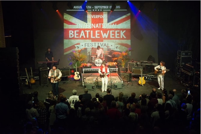 Beatles Week