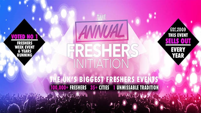 Liverpool Freshers 2017