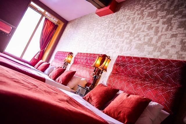 Burlesque floor Signature Living Hotel