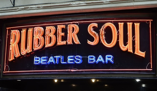 Rubber Soulq