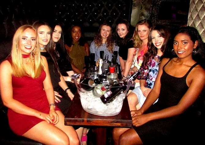 Ultimate Girls Friday payday offers
