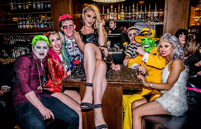 Alma de Cuba Halloween Ball Highlights