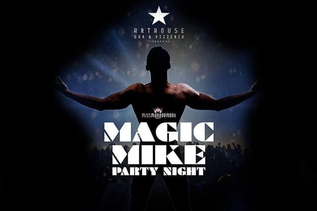 Magic Mike Party Night payday offers