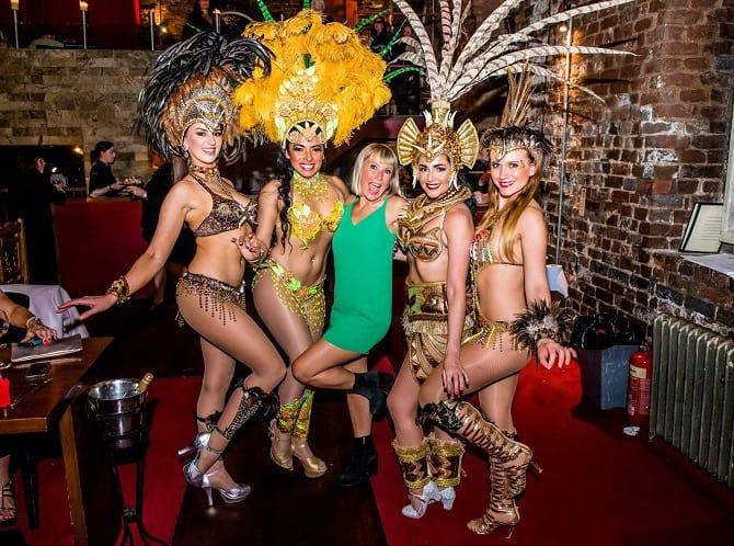 Samba dance classes