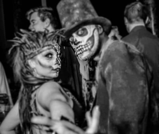Voodou dancers to perform at Whitechapel Halloween Ball