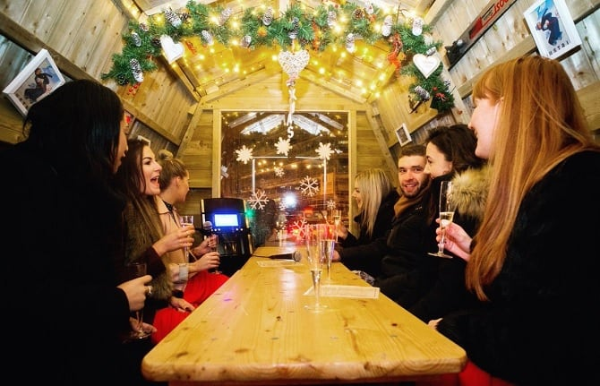 Bar Hutte things to do in Liverpool