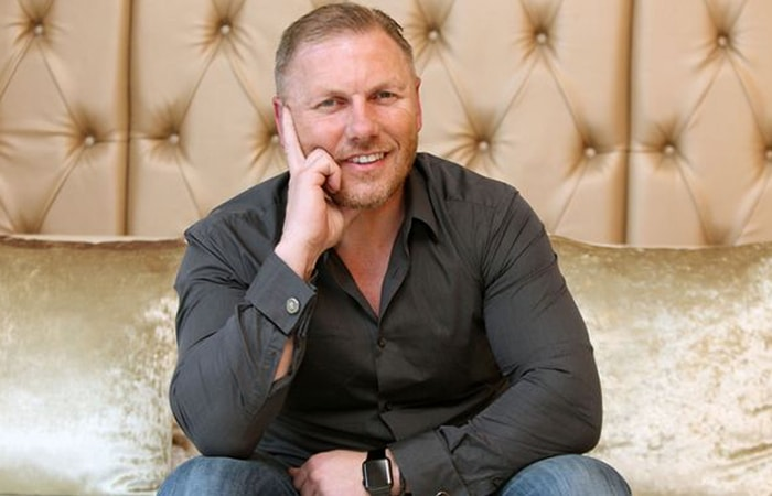 Signature Living owner Lawrence Kenwright