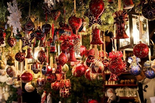 River Mersey Liverpool Christmas Market -