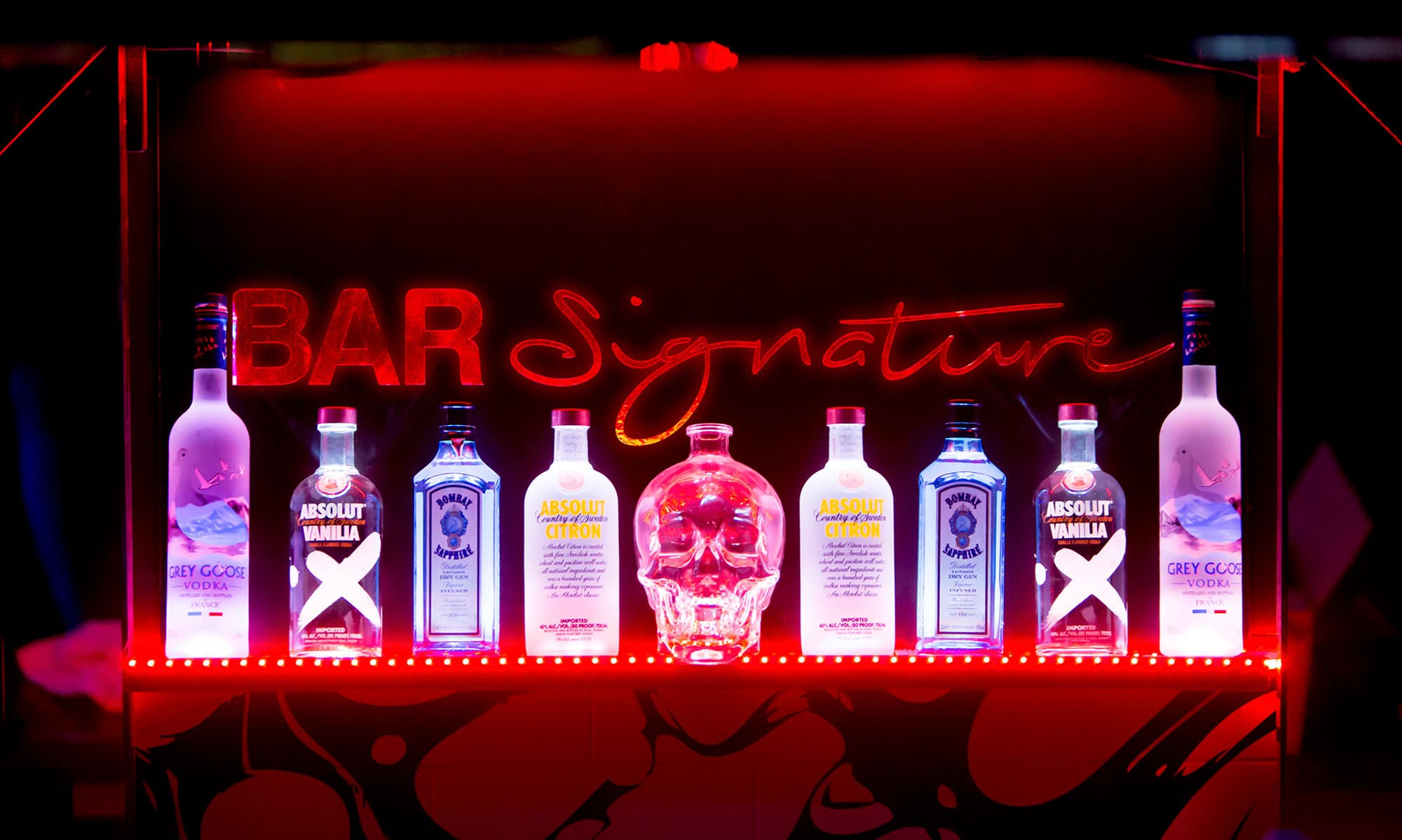 Signature Hotel's own Bar Signature - stag do packages in Liverpool