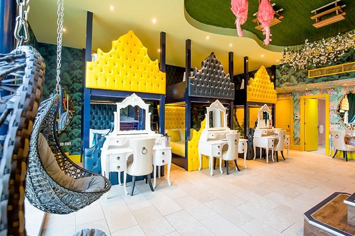 Previous Next. Flamingo Room in Liverpool
