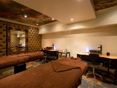 Morgan's Spa 30 James Street treatment room