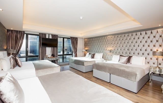 Ensuite Room Hotels Liverpool