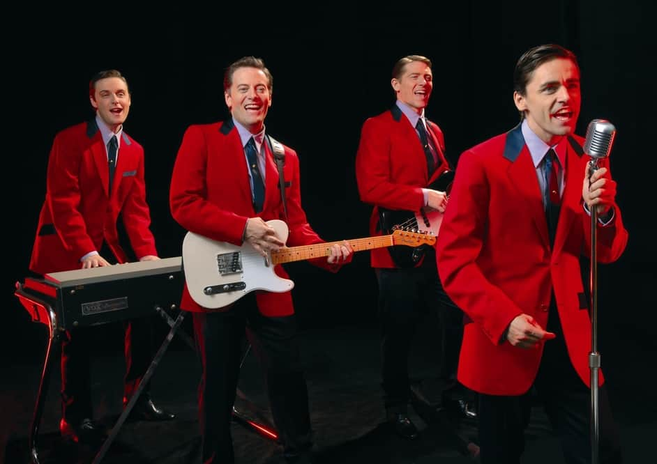 Jersey Boys Touring March