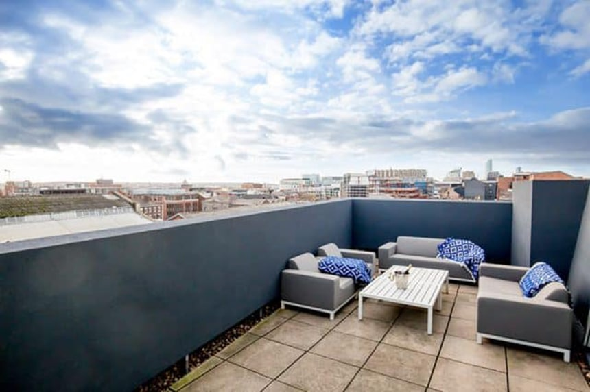 Throw The Ultimate Pool Party In Liverpool City Centre