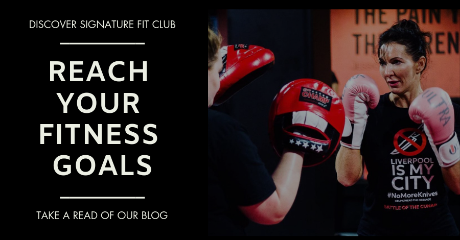 fitness classes liverpool