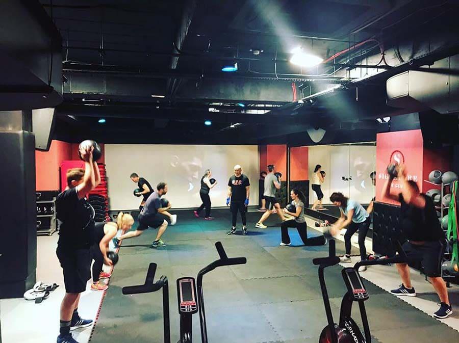 fitness classes liverpool
