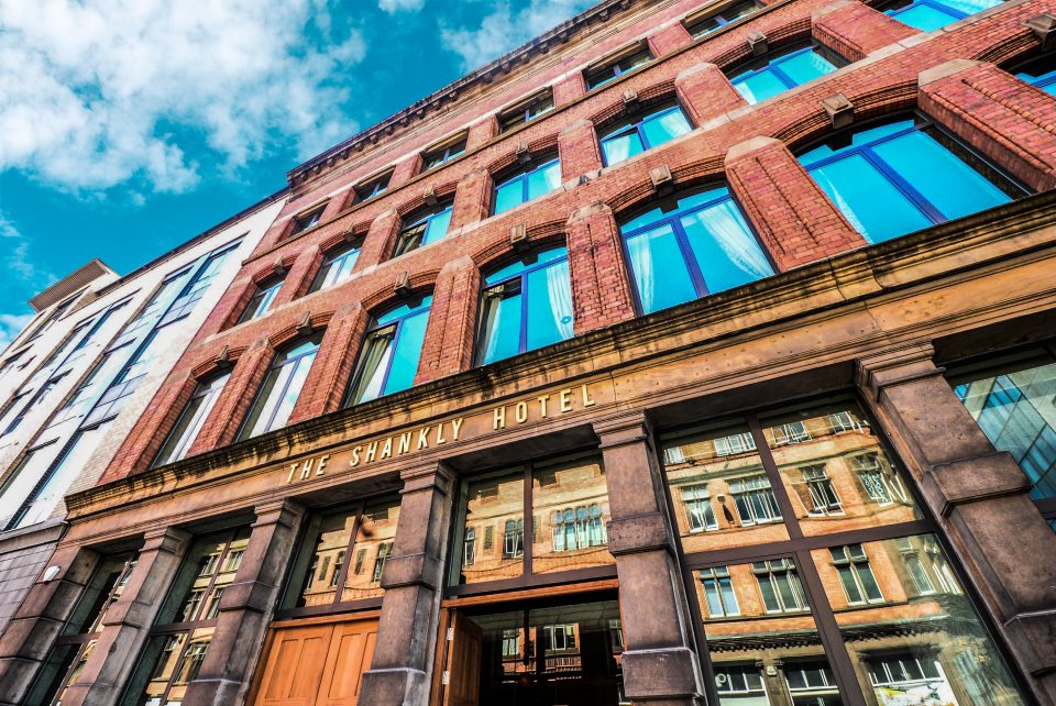 Shankly Hotel exterior