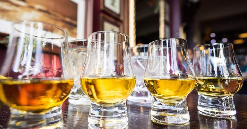 stag party ideas in Liveprool - whiskey tasting experience
