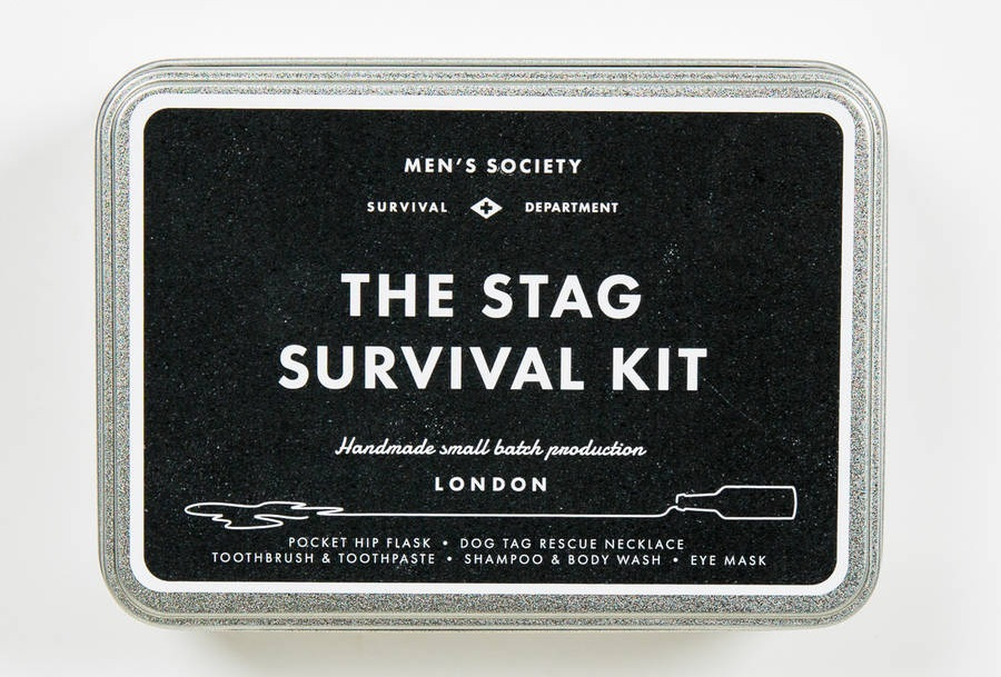 survival kit for stag weekends in Liverpool