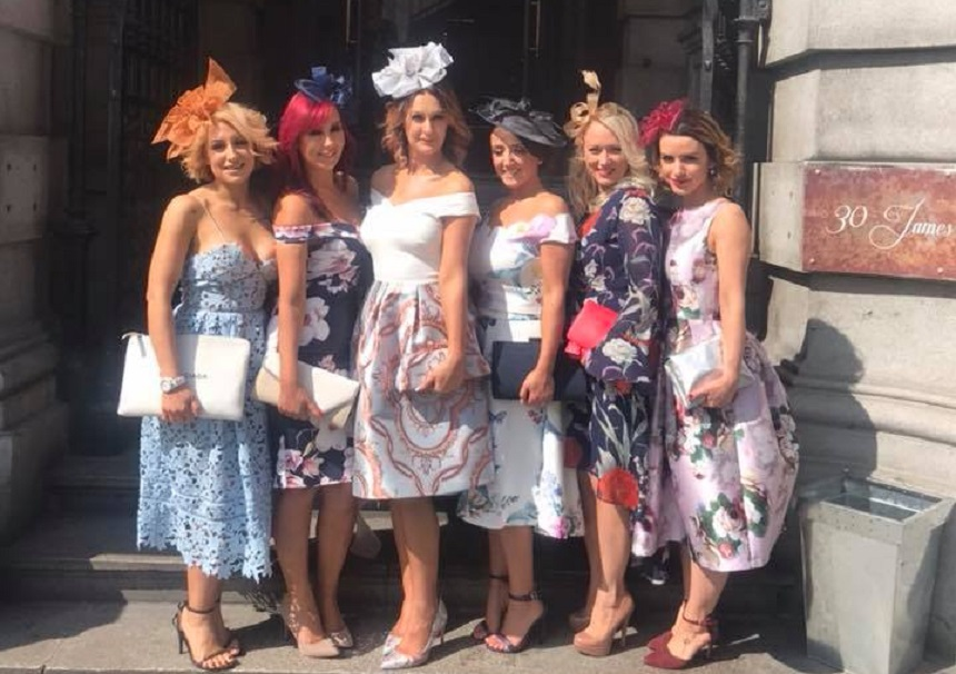 30 James Street - Grand National Ladies Day