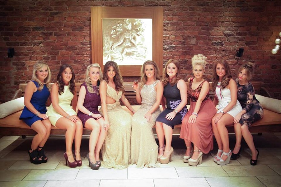 girls night in at Signature Living