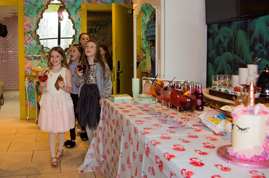 kids party venues liverpool