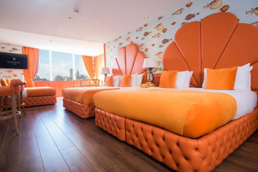 signature living rooms