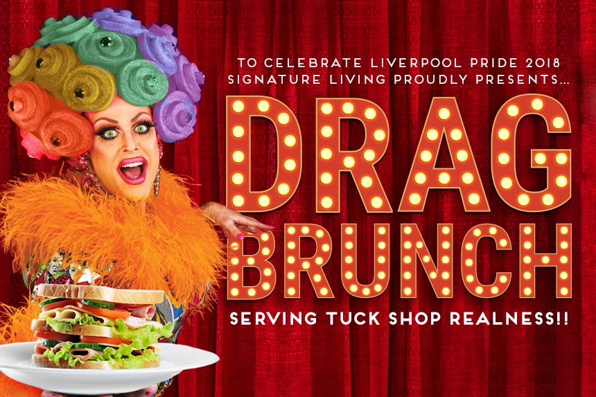 Drag Brunch - Cunard House