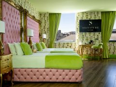 Party accommodation in Liverpool Signature Living