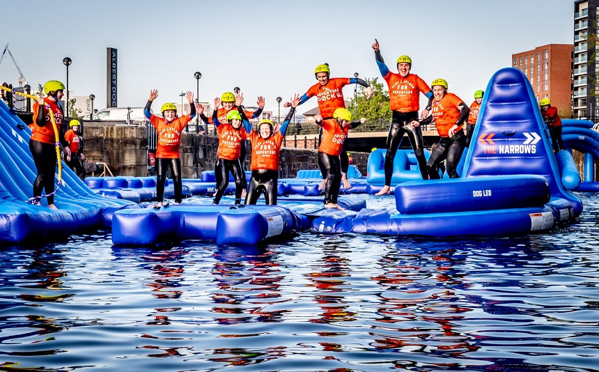 Adventure Dock - things to do in school holidays