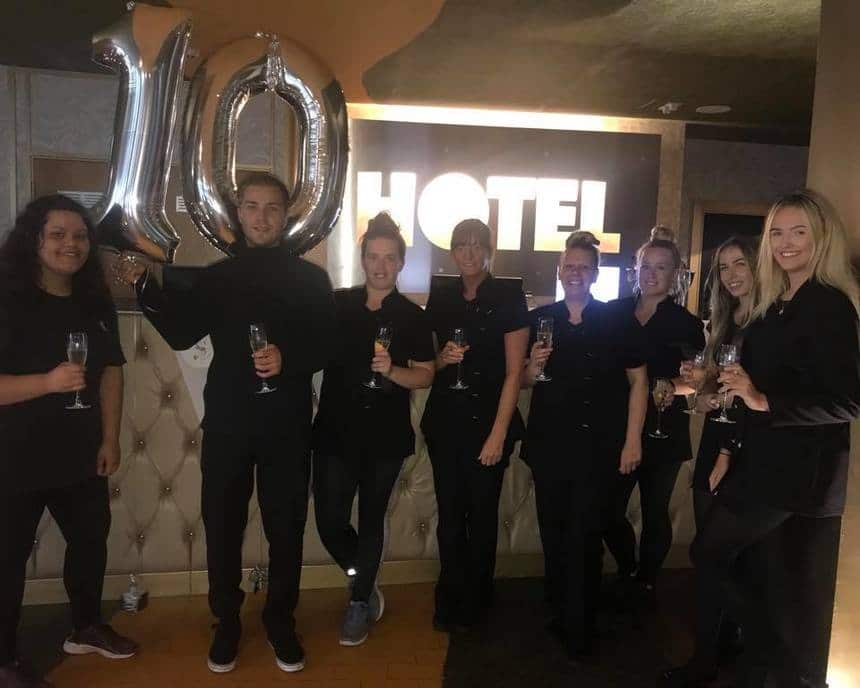 Signature Living's 10th Birthday