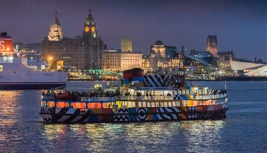 Mersey Ferry - August Bank Holiday weekend