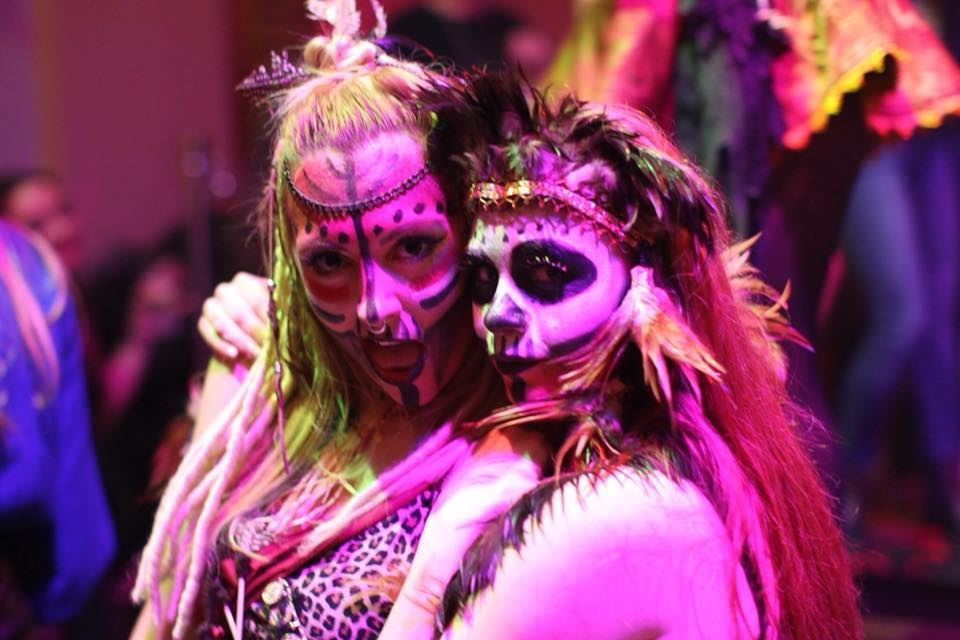 Voodoo fancy dress - Signature Living Liverpool party hotel