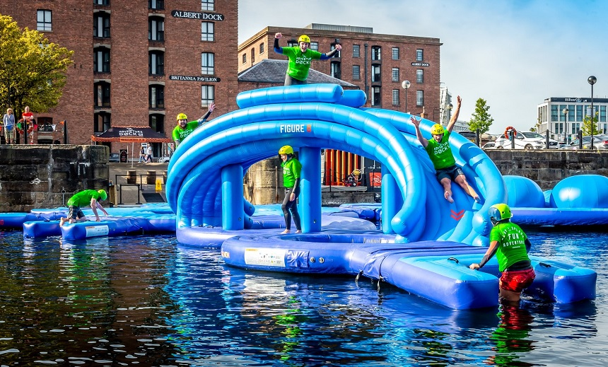 Adventure Dock - fun things to do in Liverpool