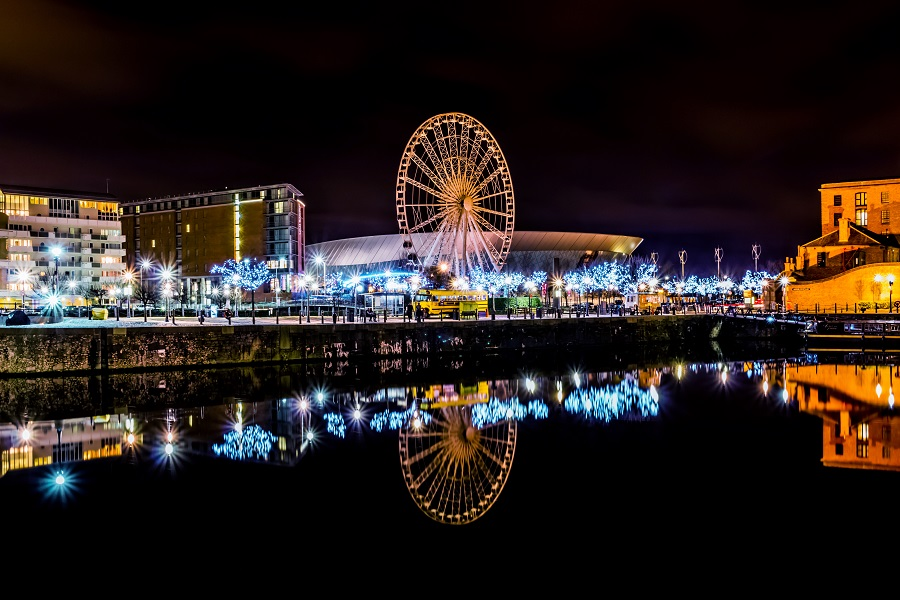 Big Wheel Liverpool - things to do in Liverpool
