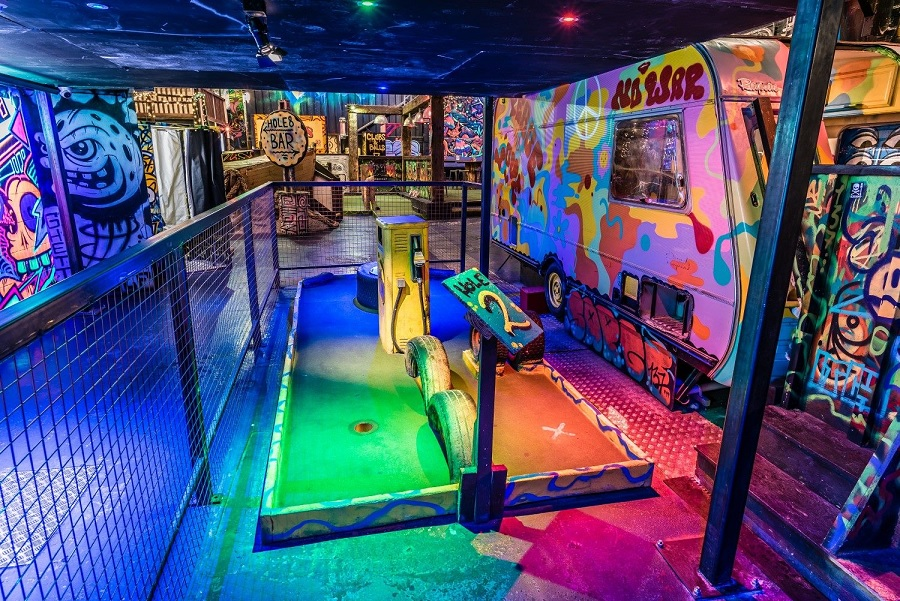 Ghetto Golf - fun things to do in Liverpool