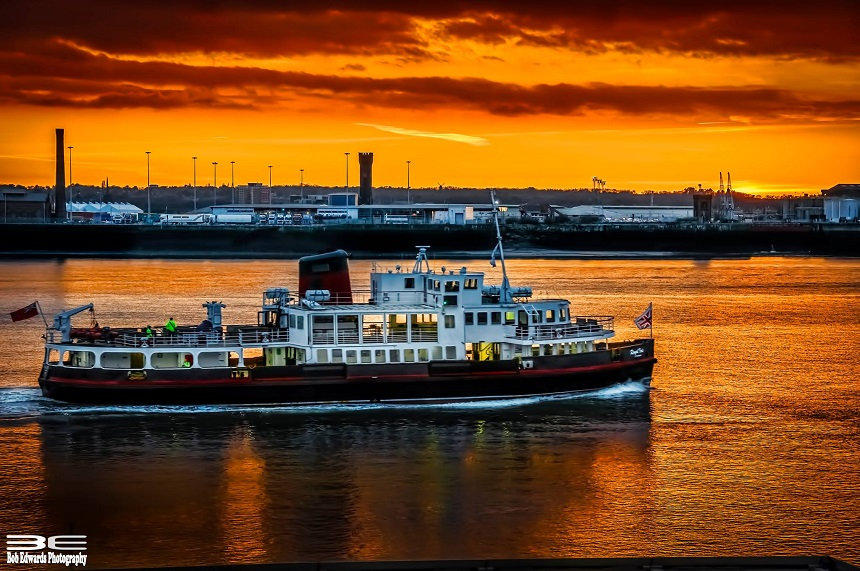 Mersey Ferry - fun things to do in Liverpool