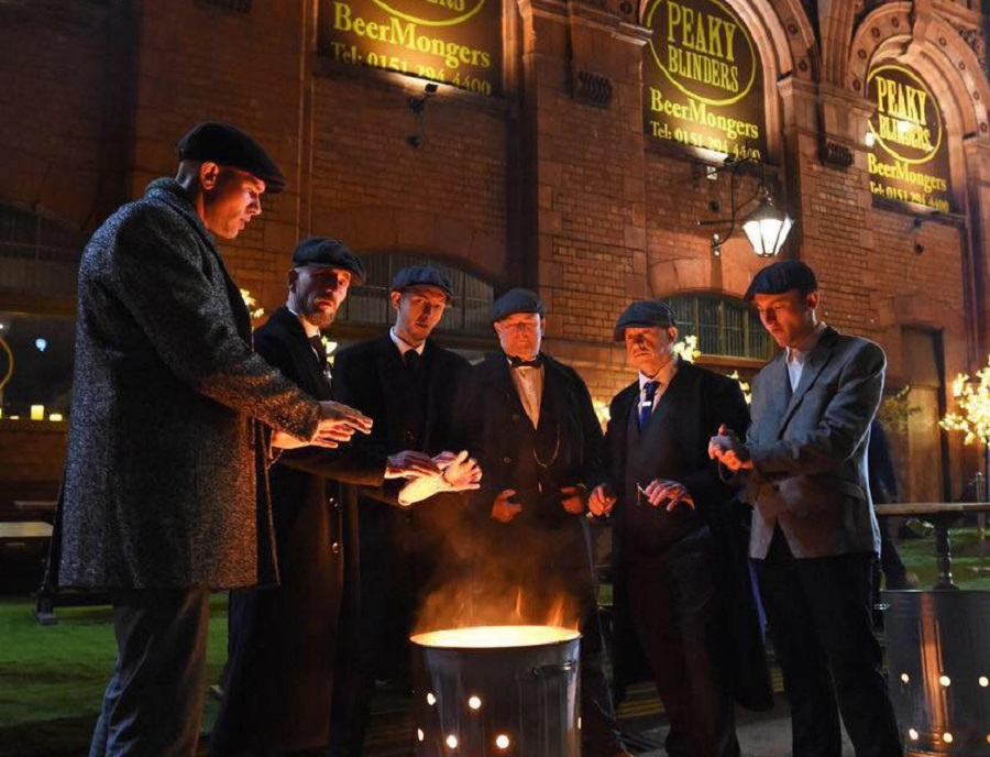 Peaky Blinders - fun things to do in Liverpool