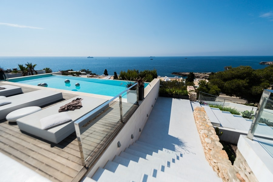 Secluded Villa Ibiza - The Funchal Signature Living Beach Club