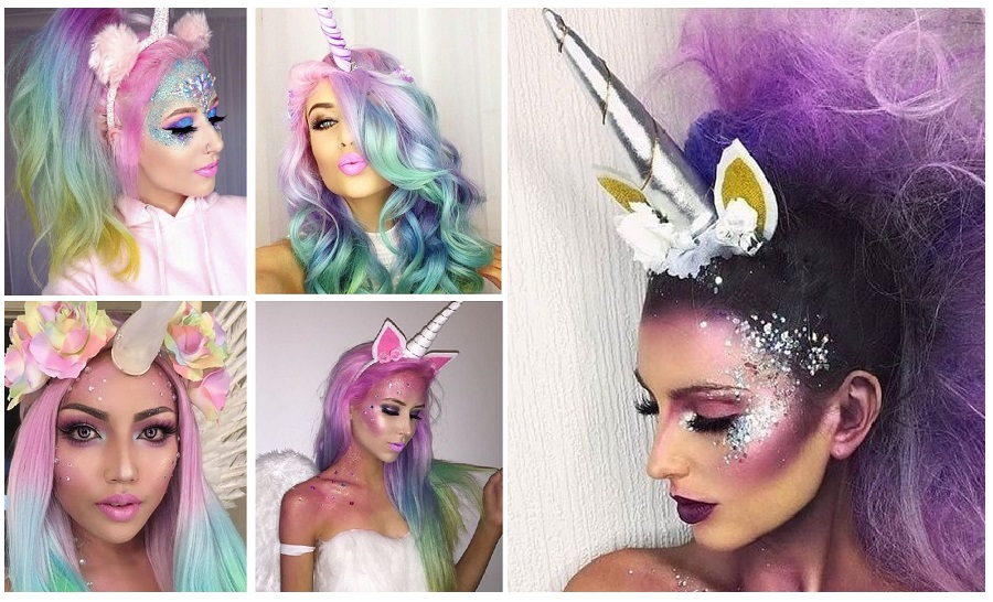 Unicorns - hen party fancy dress