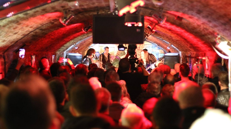 The Cavern Club - Saturday night out in Liverpool
