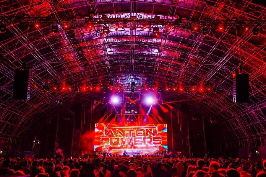 Anton Powers - Liverpool International Music Festival
