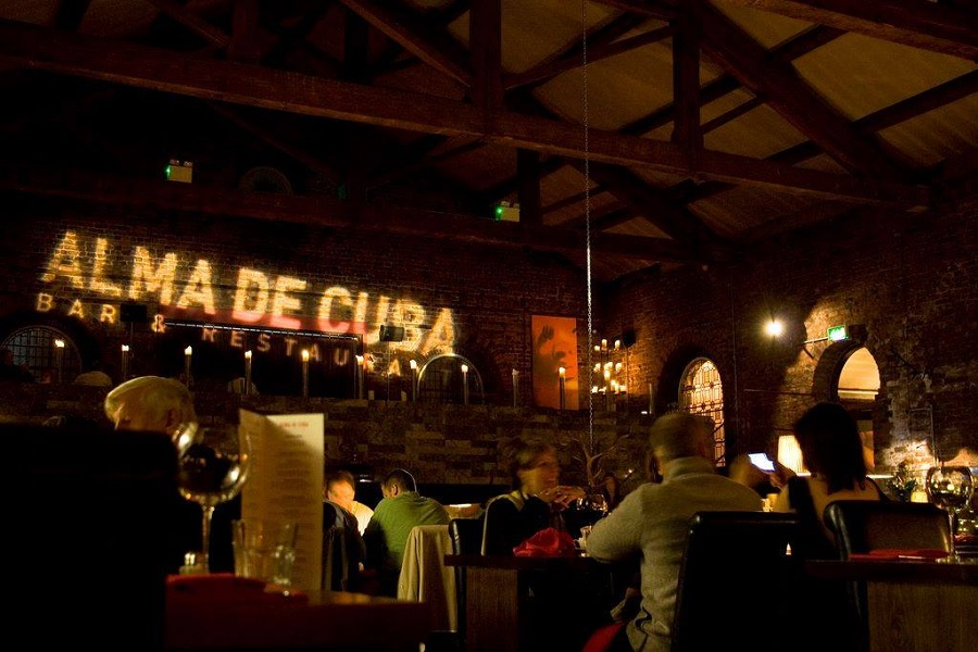 Alma de Cuba dates in Liverpool