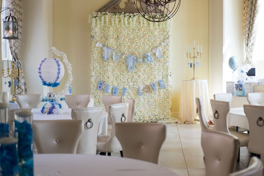 Baby Eden Baby Shower - private hire venue Liverpool