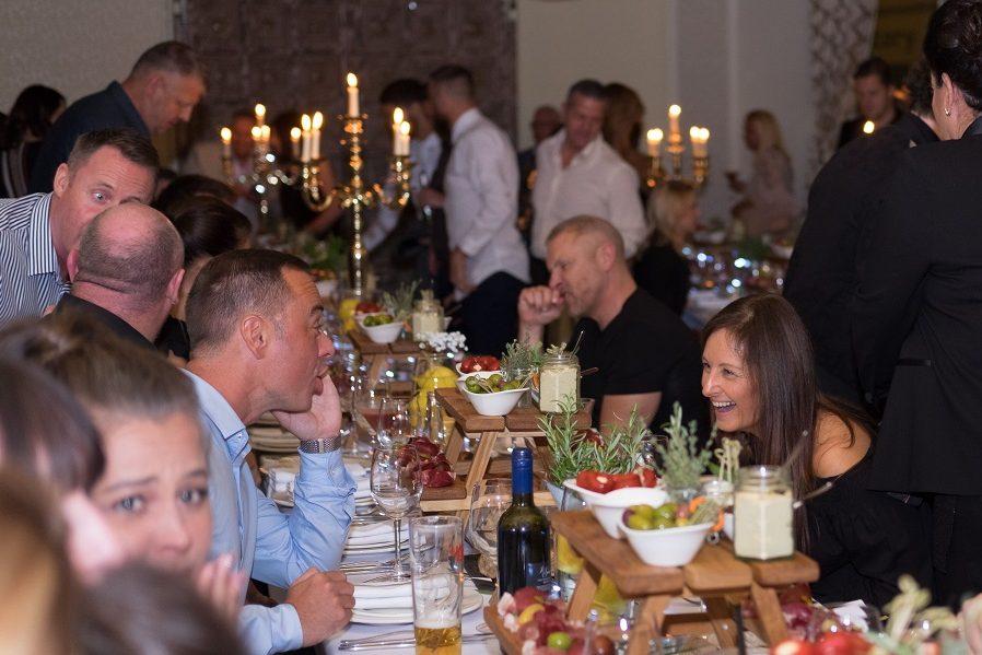Birthday Dinner - private venue hire